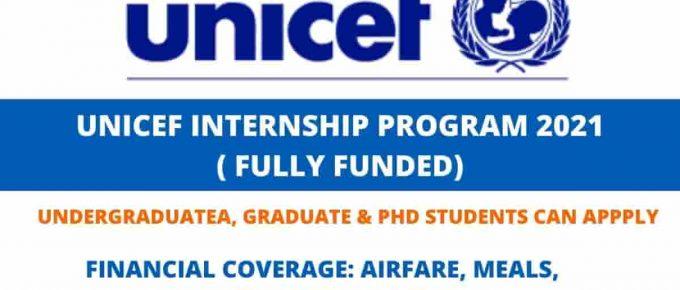 UNICEF-Internship-Program