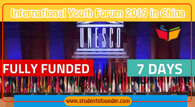 International-Youth-Forum-2019-in-China-[Fully-Funded]