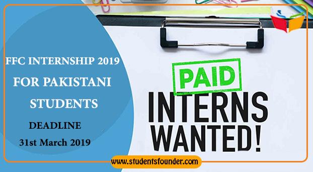 FFC-INTERNSHIP-2019-FOR-PAKISTANI-STUDENTS