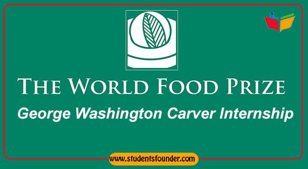 George-Washington-Carver-Internship