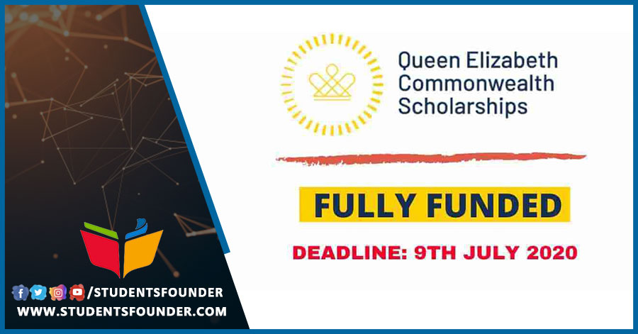 Fully Funded 2020-2021 Queen Elizabeth Commonwealth